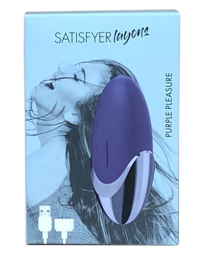 Satisfyer Layons - Purple Pleasure