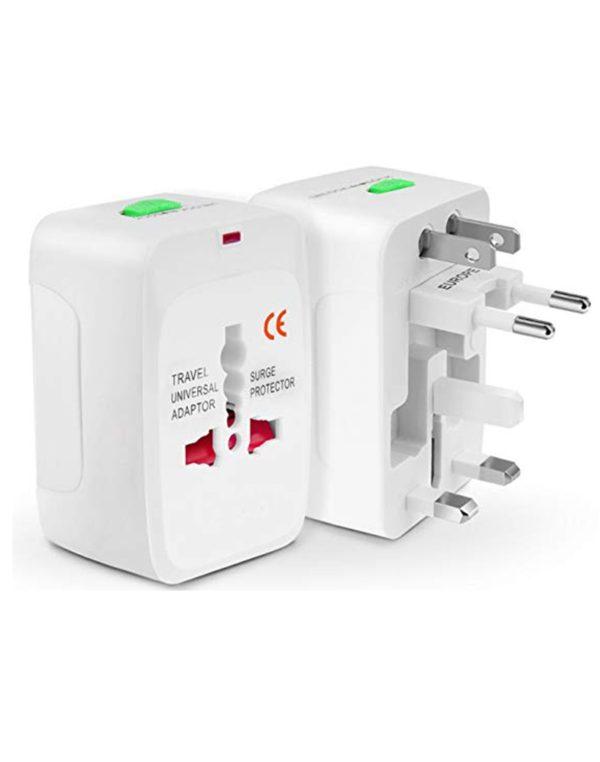 Universal Travel Adapter US/AU/UK/EU