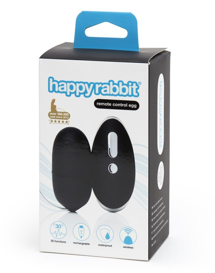 Happy Rabbit Remote Control Egg