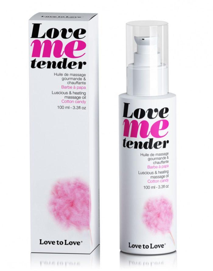 LOVE TO LOVE – LOVE ME TENDER
