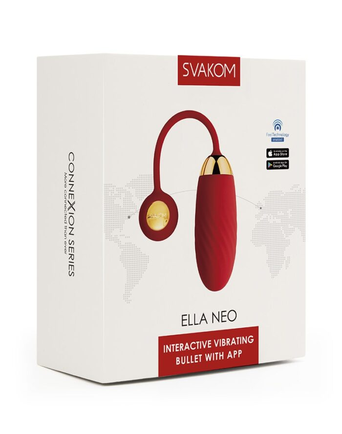 Svakom - Connexion Series Ella Neo App Controlled Interactive