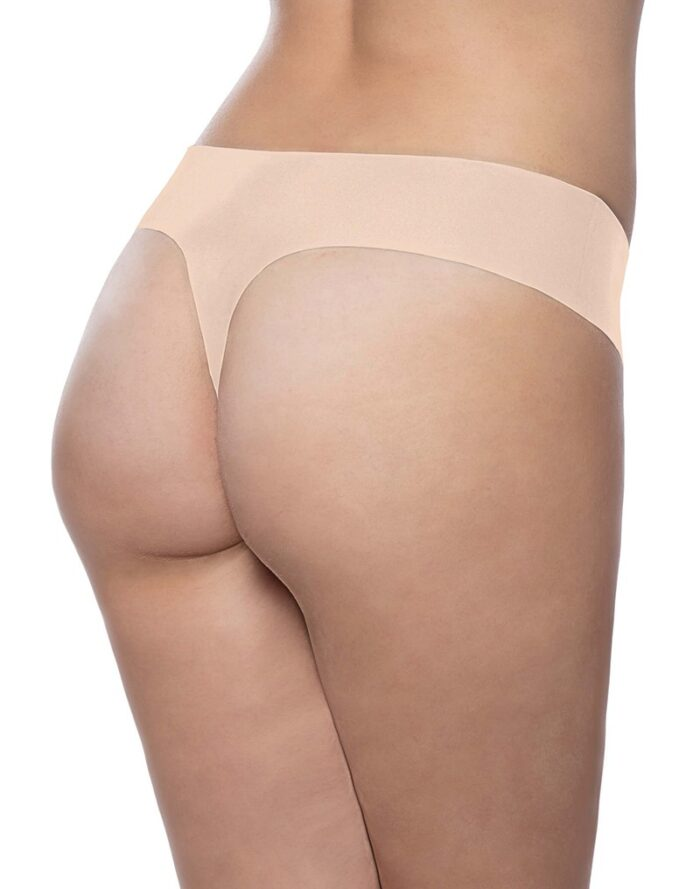 Bye Bra - Invisible Thong 2 Pack