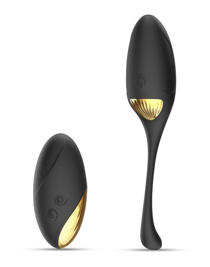 Dorcel - Secret Orgasm - Remote Control Egg - Zwart 6072424