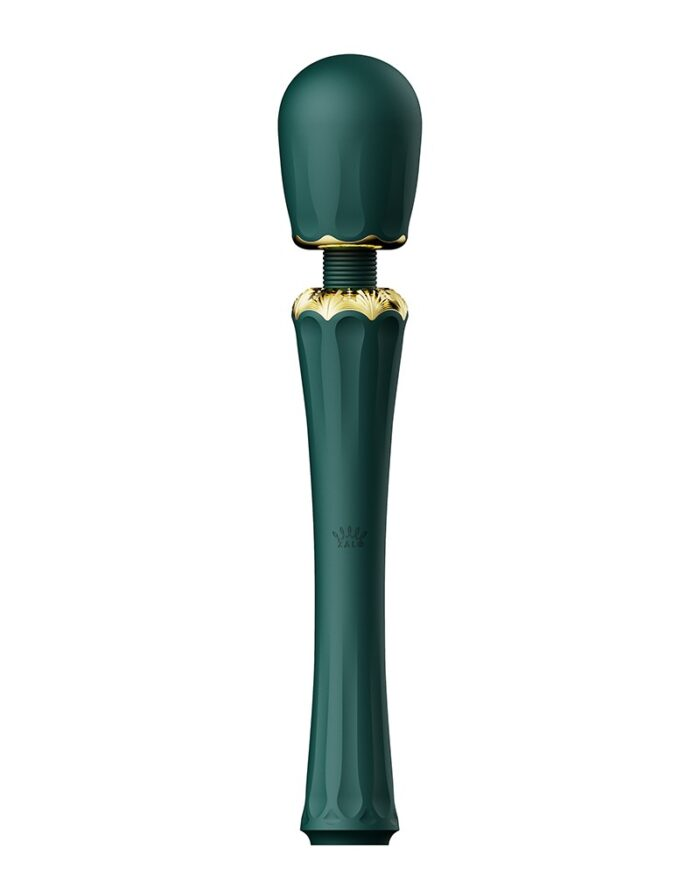 ZALO - Kyro - Wand Vibrator - Groen