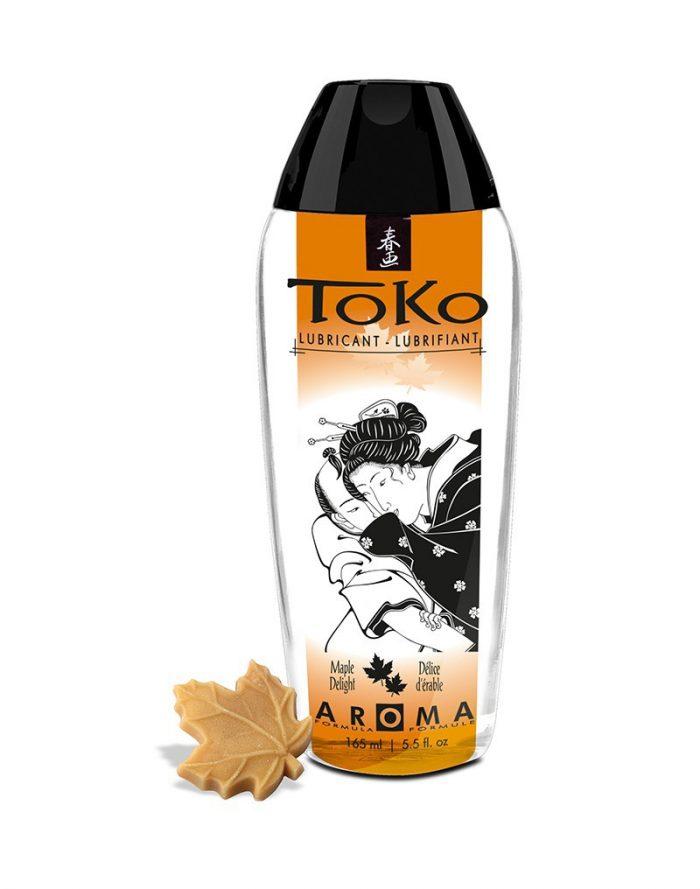 Shunga - Toko Maple Delight - Glijmiddel op waterbasis - 165 ml